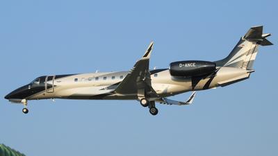 D-ANCE - Embraer ERJ-135BJ Legacy 650 - Air Hamburg