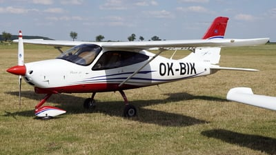 OK-BIK - Tecnam P2008JC - Fly For Fun