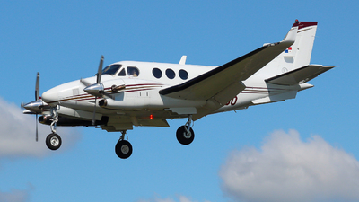 HP-2500 - Beechcraft C90GTi King Air - Private