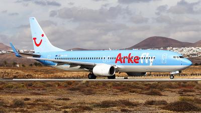 PH-TFB - Boeing 737-8K5 - ArkeFly