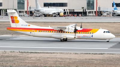 EC-LQV - ATR 72-212A(600) - Iberia Regional (Air Nostrum)