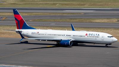 N834DN - Boeing 737-932ER - Delta Air Lines
