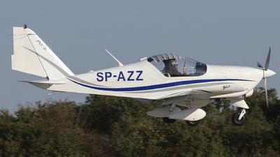 SP-AZZ - Aero AT-3-R100 - Aero Club - Zamojski