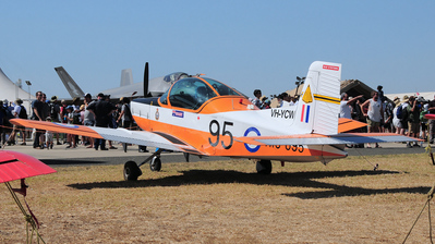 A picture of VHYCW - Pacific CT/4B Airtrainer - [095] - © George Canciani
