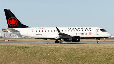 C-FRQM - Embraer 170-200SU - Air Canada Express (Sky Regional Airlines)
