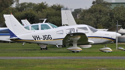 VH-JGG - Piper PA-28-151 Cherokee Warrior - Private