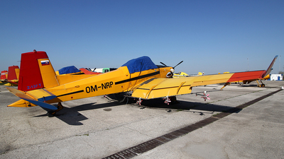 OM-NRP - Zlin Z-137T Agro Turbo - Aero Slovakia