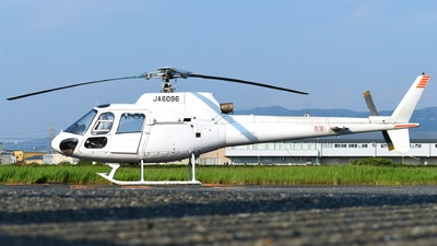 JA6096 - Aérospatiale AS 350B Ecureuil - Private