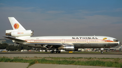 N64NA - McDonnell Douglas DC-10-10 - National Airlines