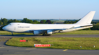 A picture of 4XICB - Boeing 747412(F) - CAL Cargo Airlines - © Jeremy Denton