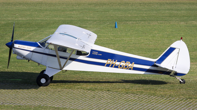 PH-GBA - Piper PA-18-150 Super Cub - Private