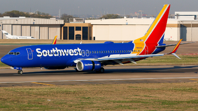 N8554X - Boeing 737-8H4 - Southwest Airlines