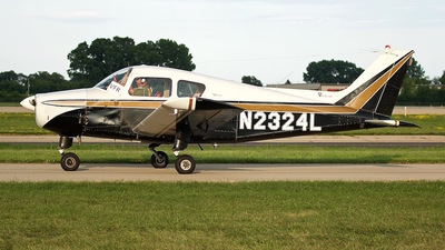 N2324L - Beechcraft B23 Musketeer - Private
