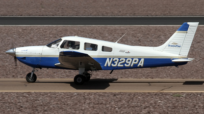 A picture of N329PA - Piper PA28181 -  - © Jeremy D. Dando