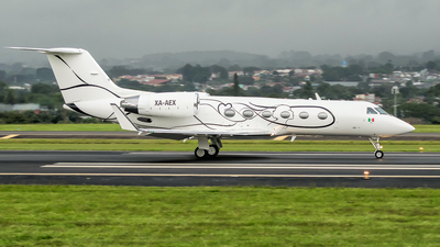 XA-AEX - Gulfstream G-IV - Private
