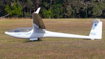 VH-DGU - DG Flugzeugbau DG-300 Club Elan - Southern Cross Gliding Club