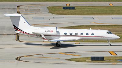 N455QS - Gulfstream G450 - NetJets Aviation
