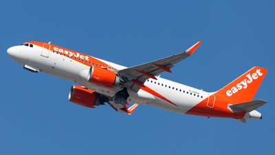 A picture of GUZHG - Airbus A320251N - easyJet - © Jonathan Mifsud