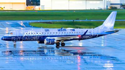 N304JB - Embraer 190-100IGW - jetBlue Airways