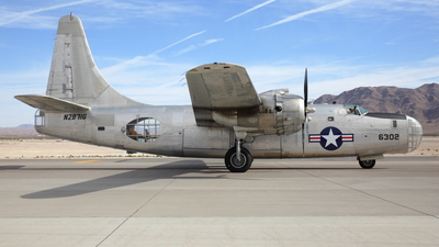 N2871G - Consolidated PB4Y-2 Privateer - Private