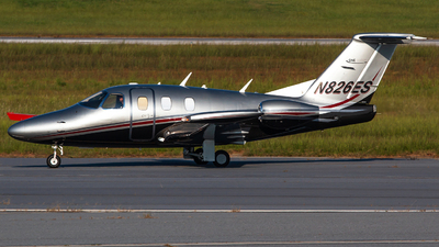 N826ES - Eclipse 500 - Private