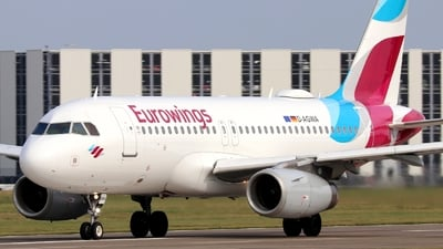 A picture of DAGWA - Airbus A319132 - Eurowings - © Christian Winkel
