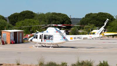 EC-MQV - Bell 412EP - Private