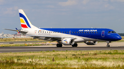 ER-ECC - Embraer 190-100IGW - Air Moldova