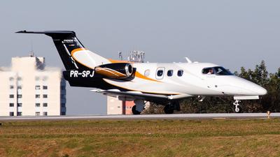 A picture of PRSPJ - Embraer Phenom 100 - [50000076] - © Guilherme Jun Fujitaki