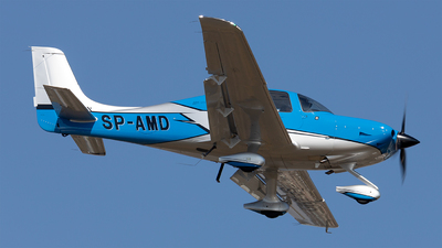A picture of SPAMD - Cirrus SR22T GTS - [] - © PM