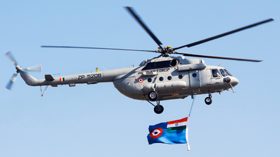 ZP5208 - Mil Mi-17V5 Hip H - India - Air Force