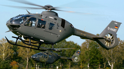 D-HABT - Airbus Helicopters H135 - Germany - Army