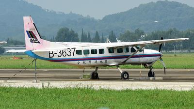 B-3637 - Cessna 208B Grand Caravan - Sichuan Aolin General Aviation