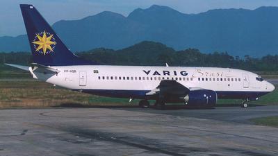 PP-VQB - Boeing 737-76N - Varig