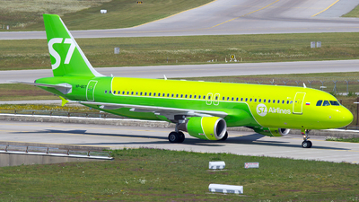 VP-BDT - Airbus A320-214 - S7 Airlines