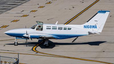 N168WA - Cessna 402C - Private