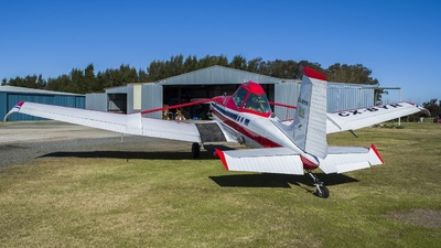 CX-BYR - Cessna A188B Ag Truck - Private