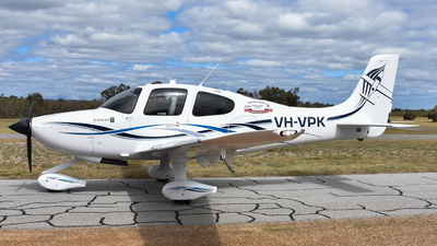 VH-VPK - Cirrus SR20 - Private