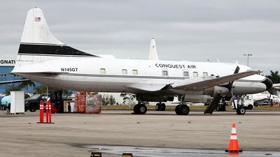 N145GT - Convair C-131B Samaritan - Conquest Cargo