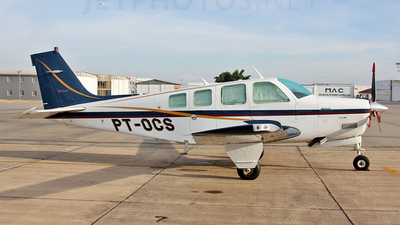 PT-OCS - Beechcraft A36 Bonanza - Private