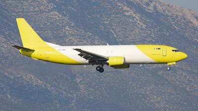 EI-GHB - Boeing 737-490(SF) - Mistral Air