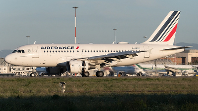 A picture of FGRXC - Airbus A319111 - Air France - © Gianluca Mantellini