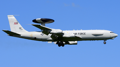 82-0007 - Boeing E-3G Sentry - United States - US Air Force (USAF)