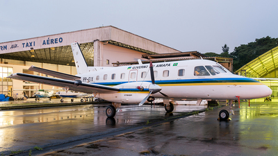 PP-EIX - Embraer EMB-110P1 Bandeirante - Brazil - Government of Amapa