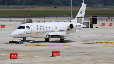 B-8086 - Gulfstream G200 - Mayboune Aviation