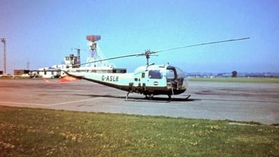 G-ASLR - Agusta-Bell AB-47G-2 - Private