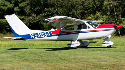 N34634 - Cessna 177B Cardinal - Private