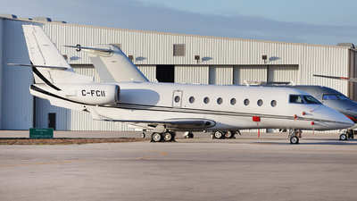 C-FCII - Gulfstream G200 - Private