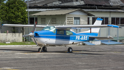 PR-ARE - Cessna T210L Turbo Centurion II - Private