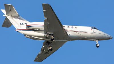 XA-OLI - British Aerospace BAe 125-800A - Private